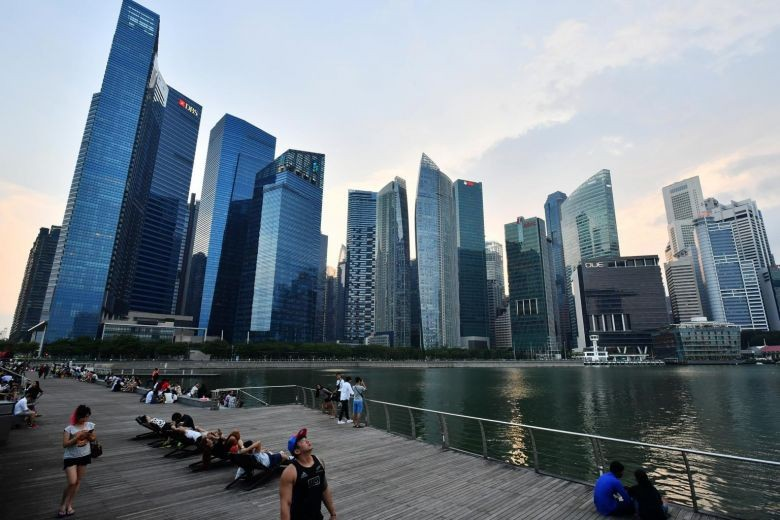 Singapore firm to pay $422 million in corruption fines
