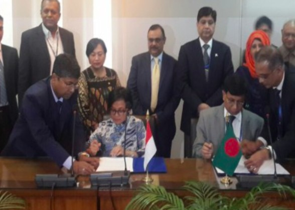 Indonesia, Bangladesh mull opening direct flights