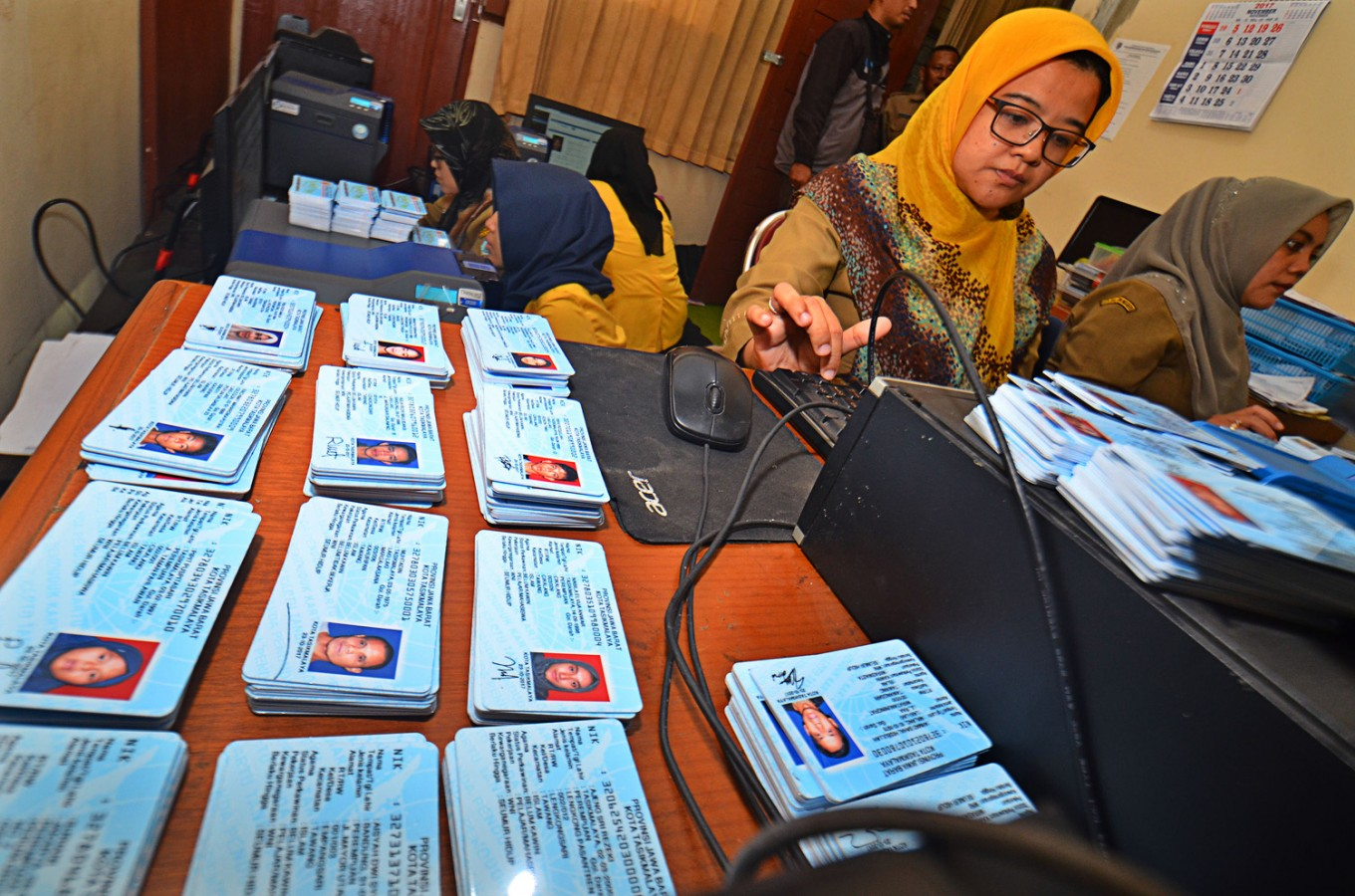 Poor infrastructure hampers e-ID issuance in East Nusa Tenggara