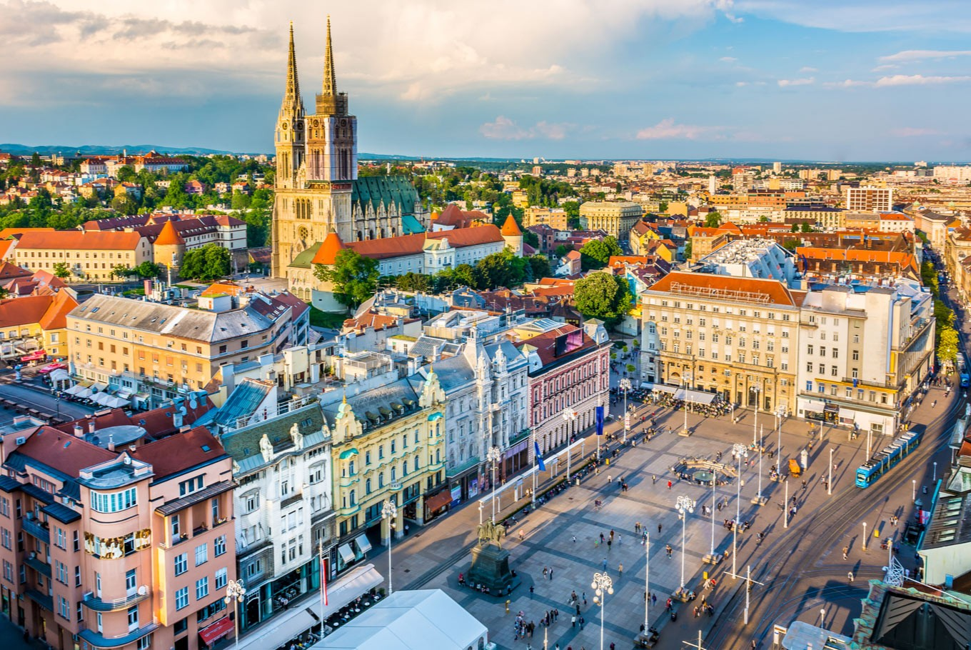 From Zagreb With Love Destinations The Jakarta Post