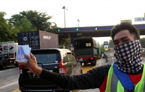No layoffs after full cashless payment: Toll road operator