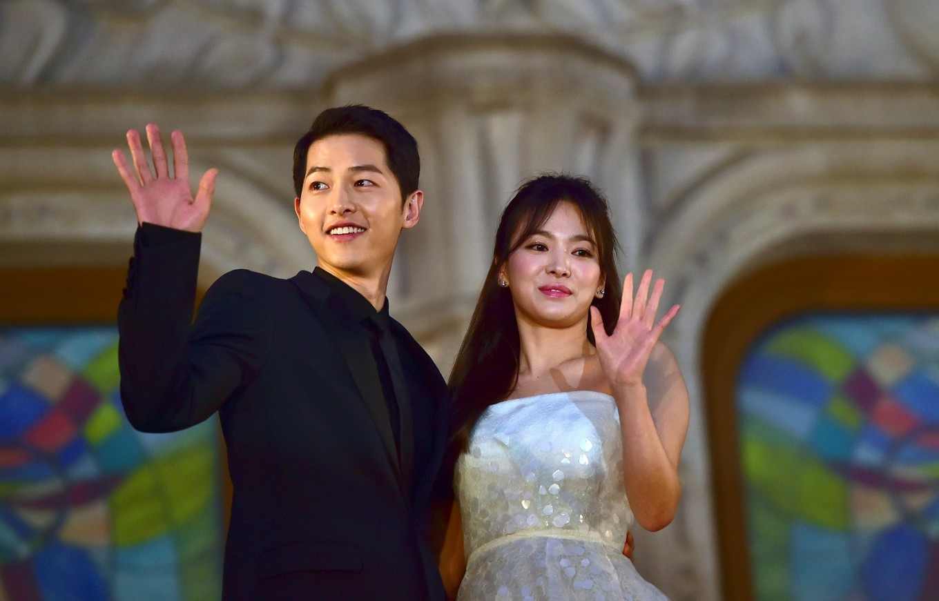 'Descendants of the Sun' couple Song Hye Kyo and Song Joong Ki to divorce