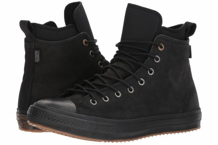 Converse launches waterproof nubuck high-tops - Lifestyle - The ... dfe529996