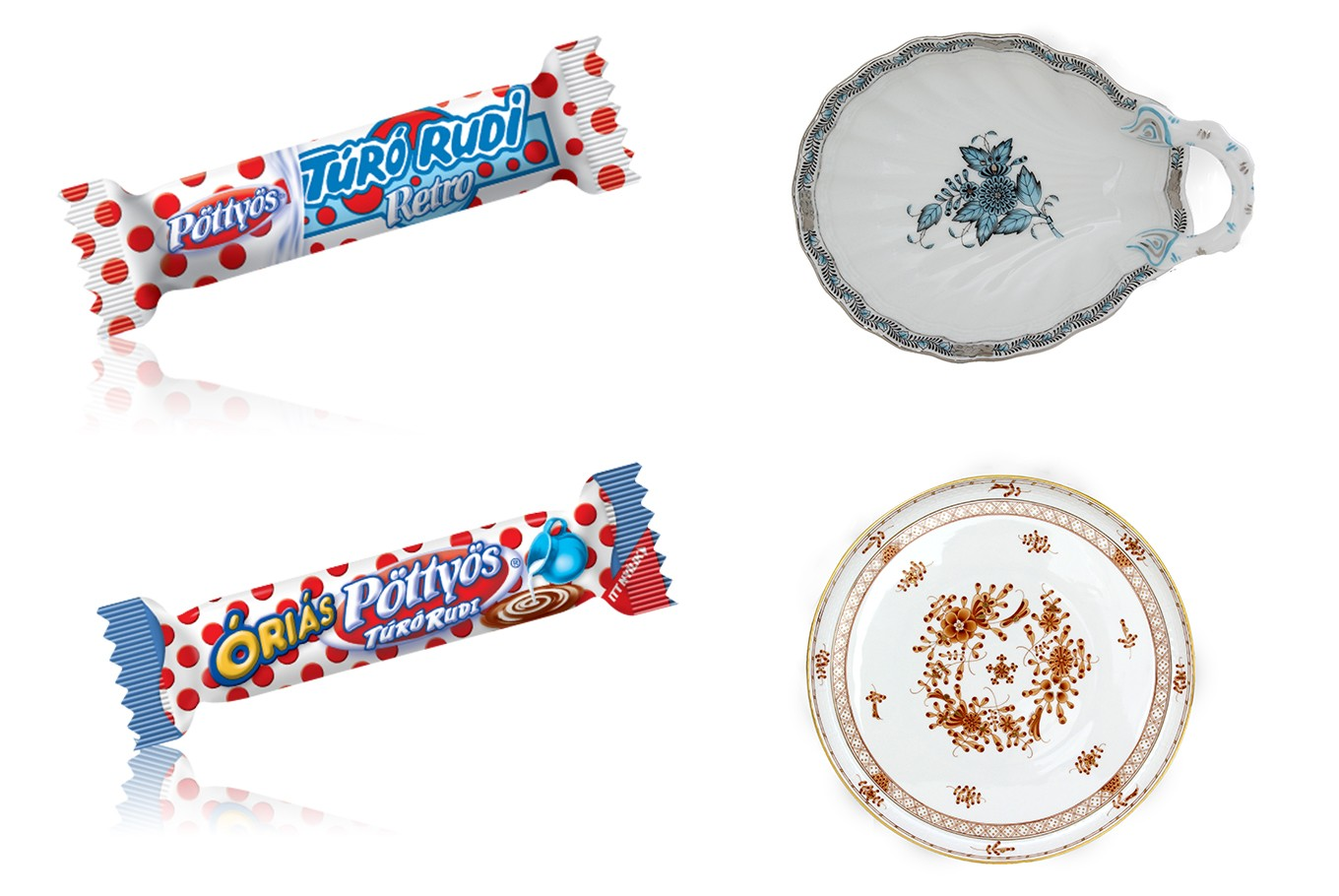 HUNGARY - Eat: A real secret tip would be the very special Hungarian sweet snack Turó Rudi (pottyos.hu), the name of a curd snack popular in Hungary since 1968. The bar is composed of a thin chocolate-flavored outer coating and an inner filling of túró, or curds. <br><br> Buy: The delicate hand-painted porcelains of Herendi (herend.com) or Zsolnay (zsolnay.hu), or some pieces with the beautiful Hungarian kalocsai embroidery. If you are up for some modern Hungarian handicrafts and designer pieces, check out Design Terminal (designterminal.org) or the Wamp design fair (wamp.hu/en), where you'll find one-of-a-kind designer pieces with a special Hungarian touch. (Judit Németh-Pach, Ambassador of Hungary)