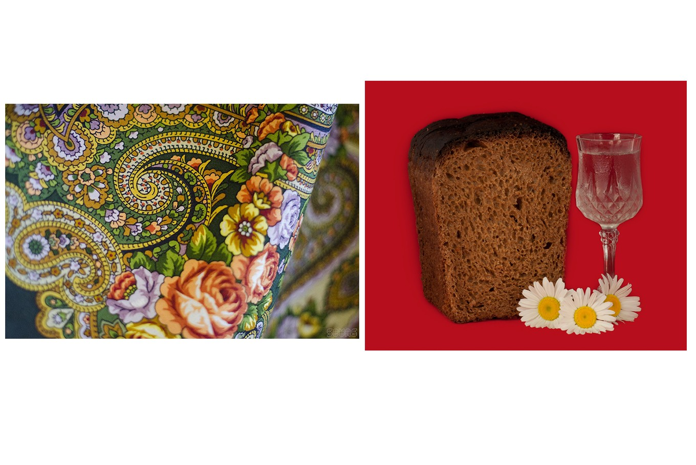 RUSSIA - Eat: I really miss Russian rye bread. Every time I travel from Moscow, I try to bring it. In Indonesia there is also a broad variety of bakeries. However, I have never seen such delicious rye bread as in Moscow abroad. You can find it in every grocery store in Moscow–or any other city. <br><br> Buy: Russia is very famous for its Pavlo-Posad shawls. They are decorated with traditional Russian patterns and look very beautiful. Our women like to wear them either on shoulders in summer or to cover their heads in winter. Or you can bring an Orenburg shawl, made of a combination of a knitted lace textile and goat wool. (Mikhail Y.Galuzin, Ambassador of Russia)