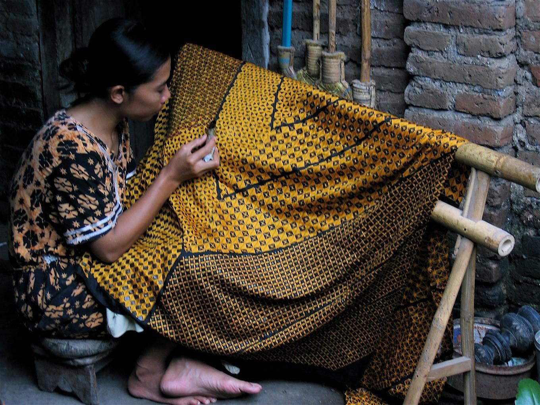 US filmmaker showcases batik-making process in 'Batik of Java'