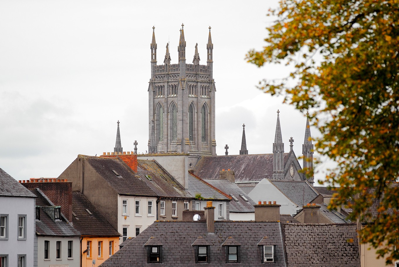 """The city's """"Medieval Mile"""", a series of walkable cobblestoned streets full of period buildings and an eponymous museum, does not disappoint."""