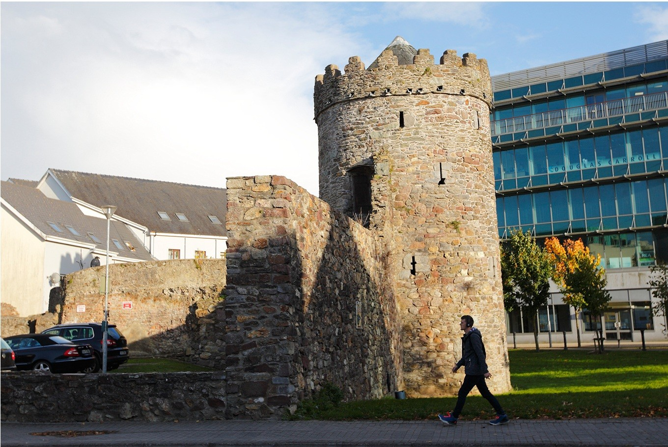 One of Waterford's medieval attractions.