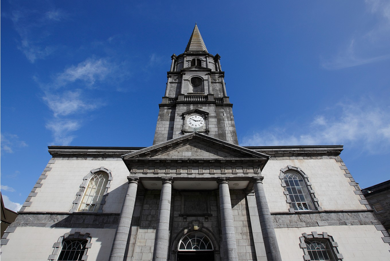An elegant church in Waterford.