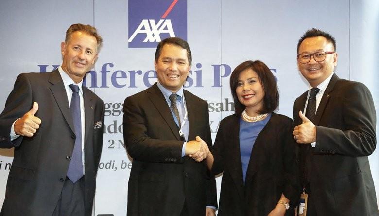 AXA Indonesia strengthens synergy