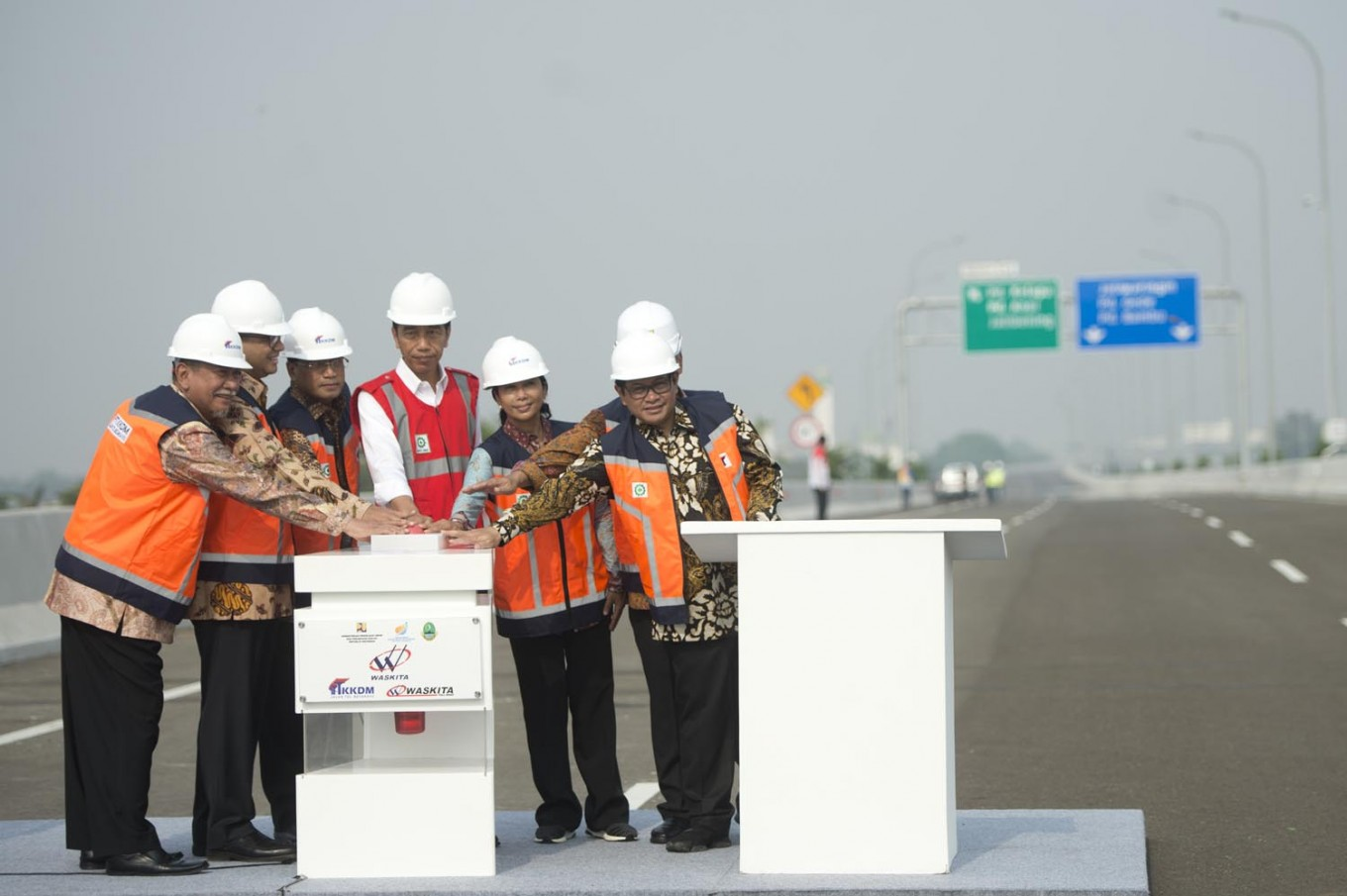 State construction firm Waskita Karya to divest Rp 4t worth of assets
