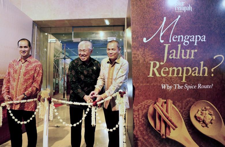 Sriwijaya role model for Indonesian development