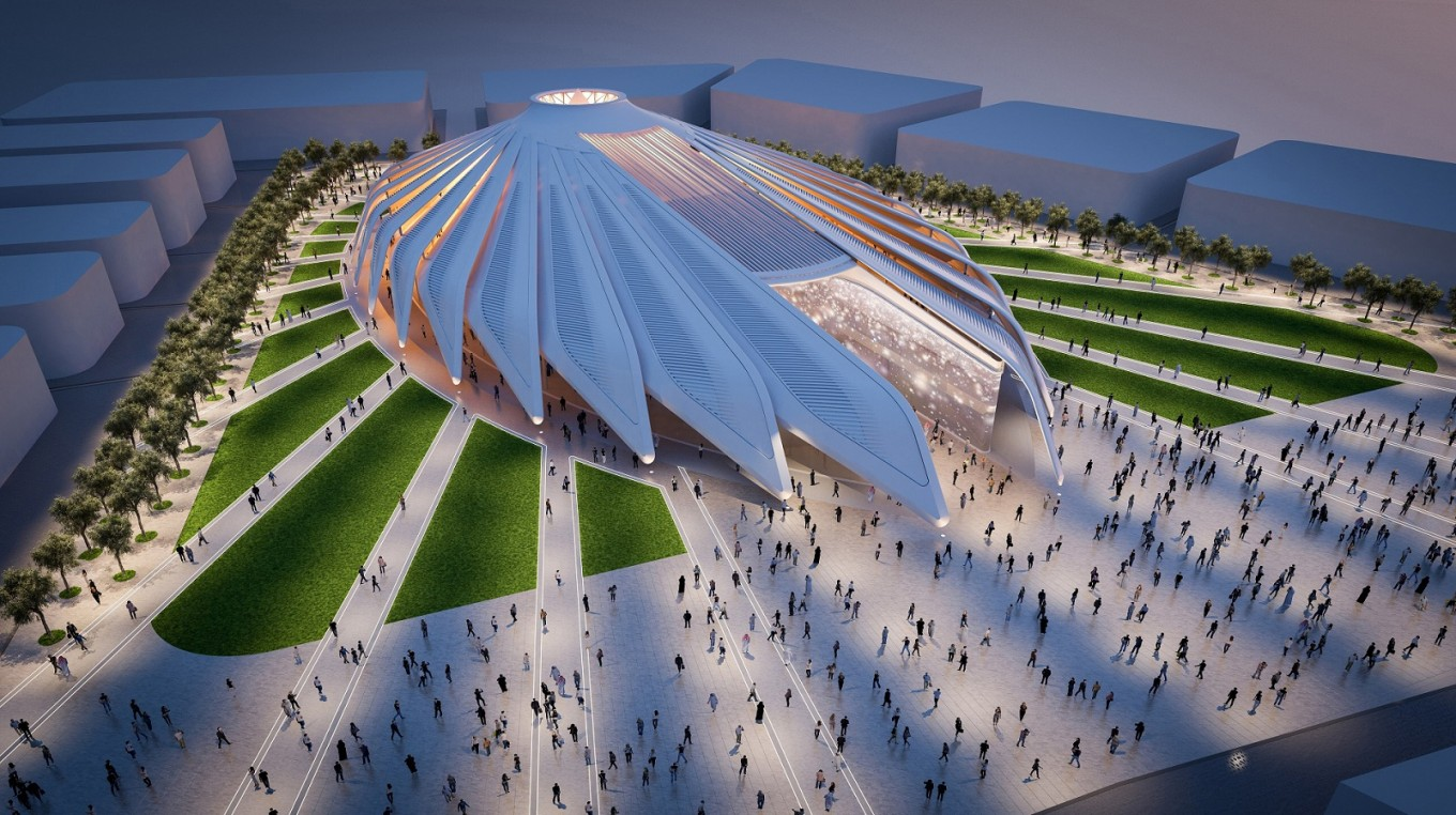 UAE foots bill to let US join world fair