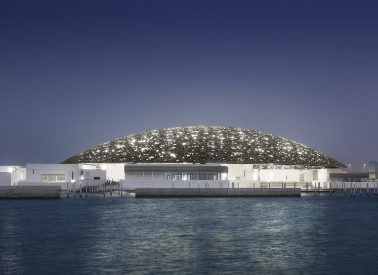 The Louvre Abu Dhabi opened on November 8 in the presence of French President Emmanuel Macron, who described the new museum as a