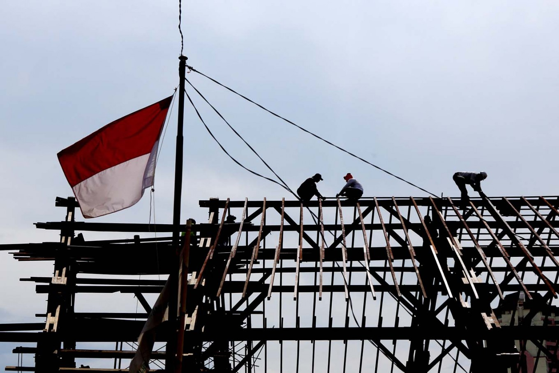 80% of Jakarta construction projects unsafe: Manpower agency