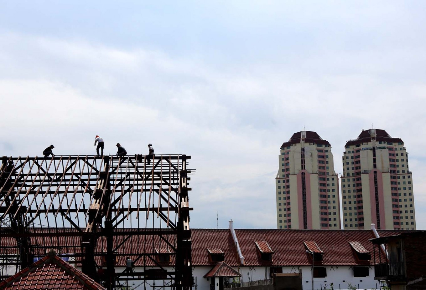 Investment realization in Jakarta highest in 5 years