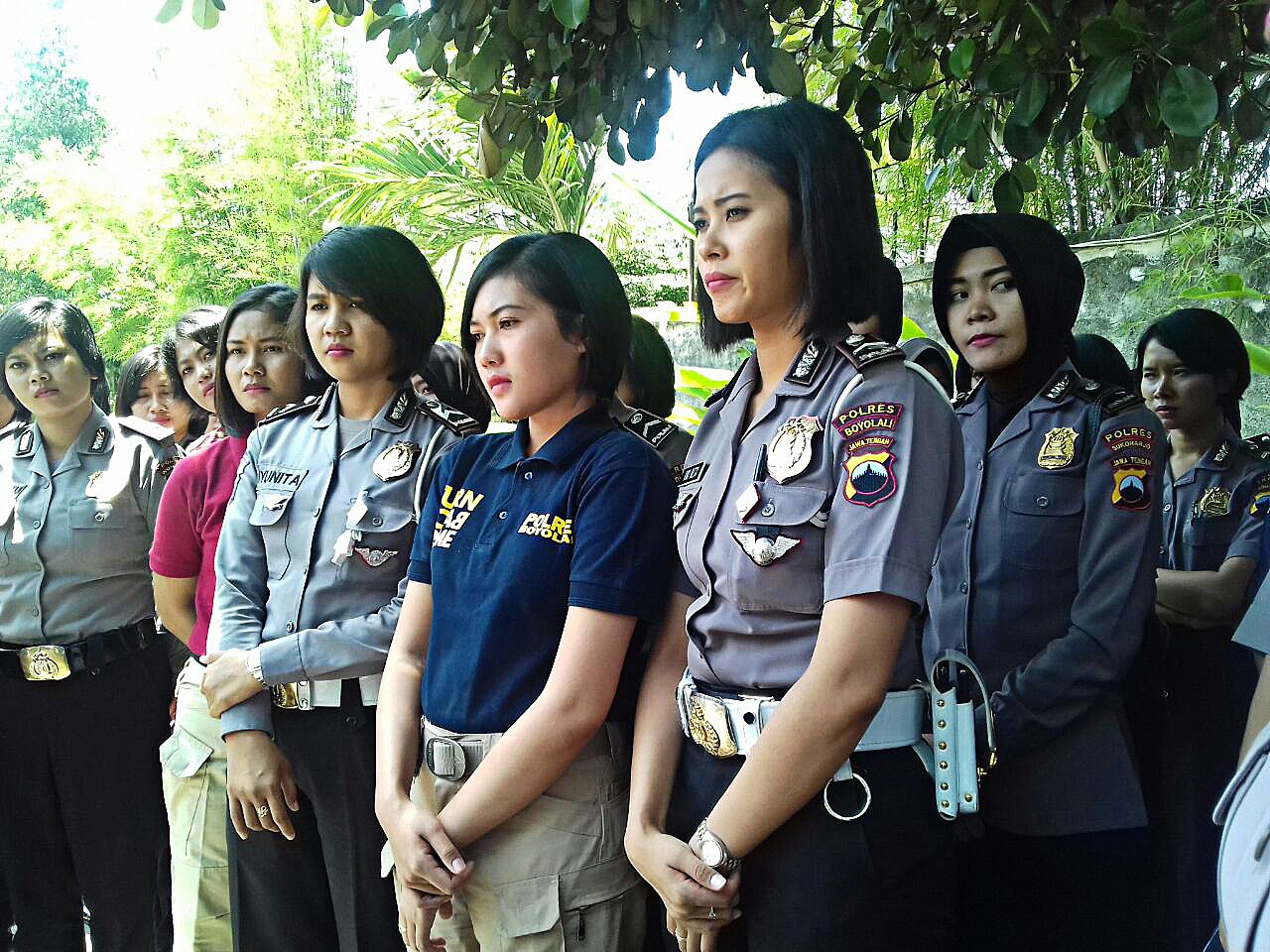 Indonesia urged to end discriminatory virginity test for female security force applicants