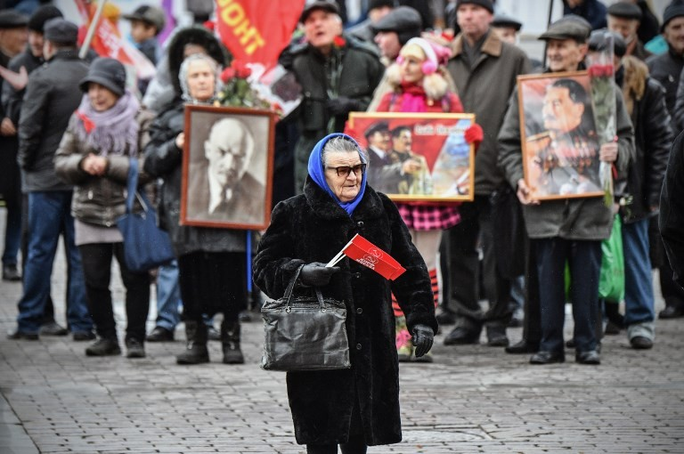 Moscow reluctant to mark 1917 Communist Revolution anniversary