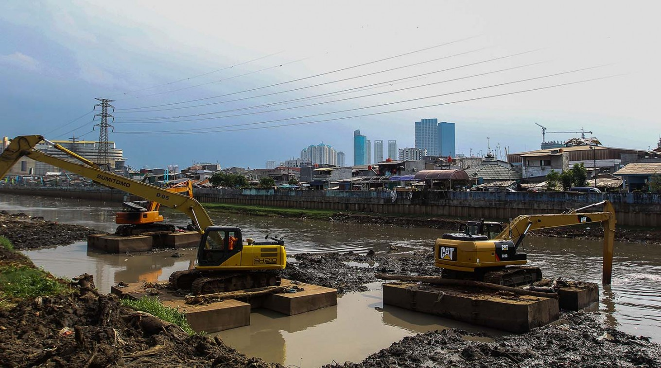 129 subdistricts in Jakarta prone to floods