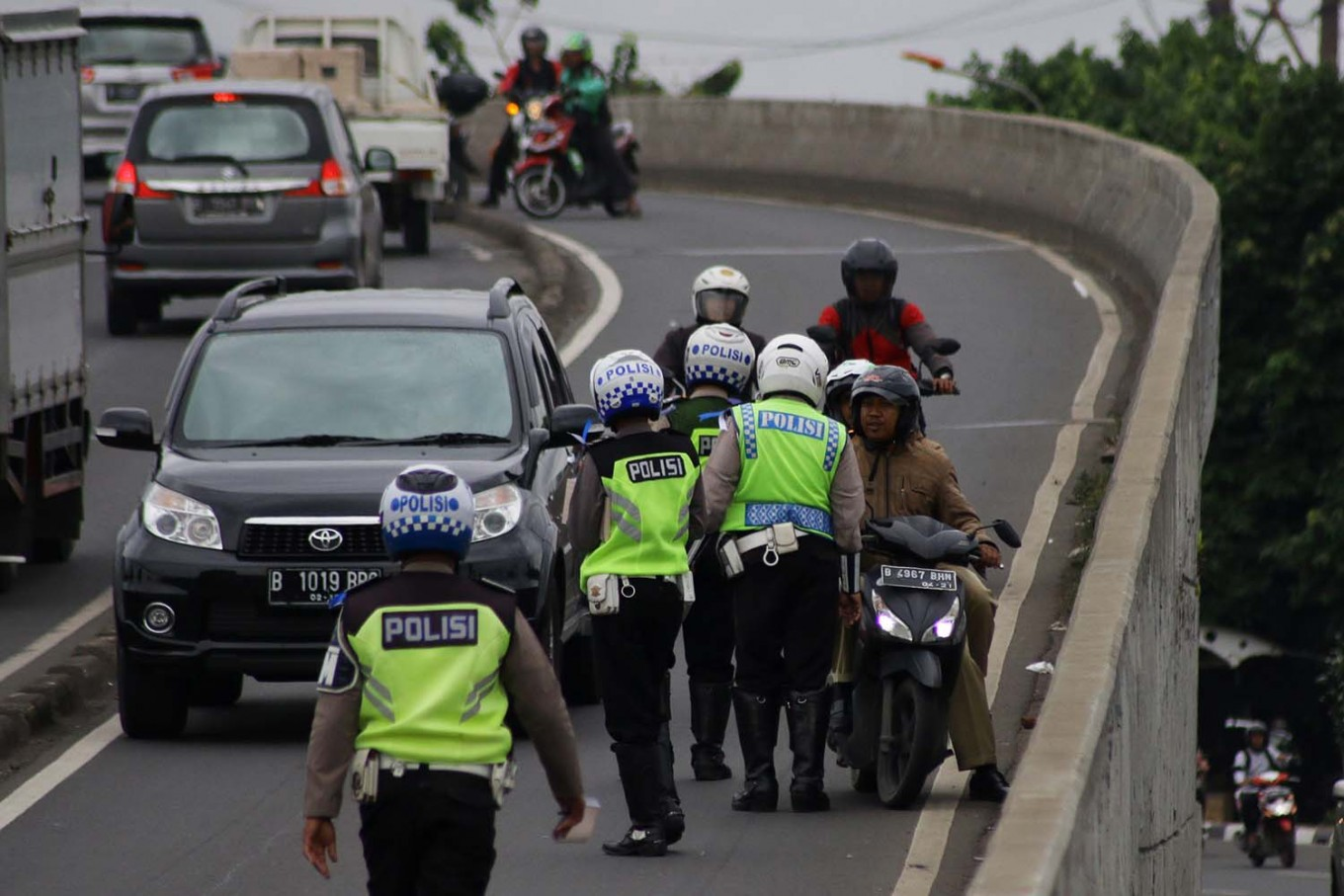 48,700 drivers ticketed in Operation Zebra