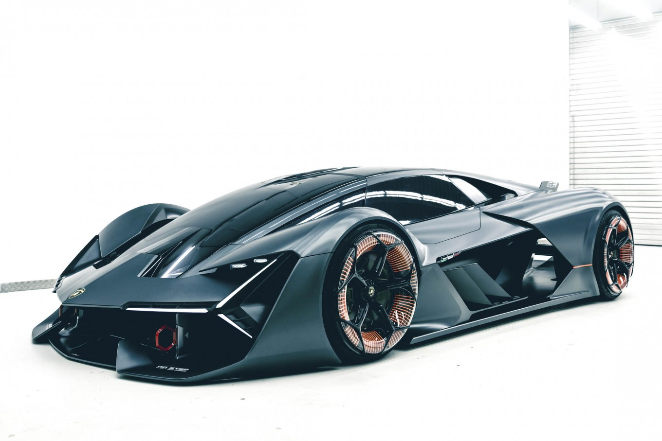 Lamborghini Unveils A Self Healing Electric Supercar Science