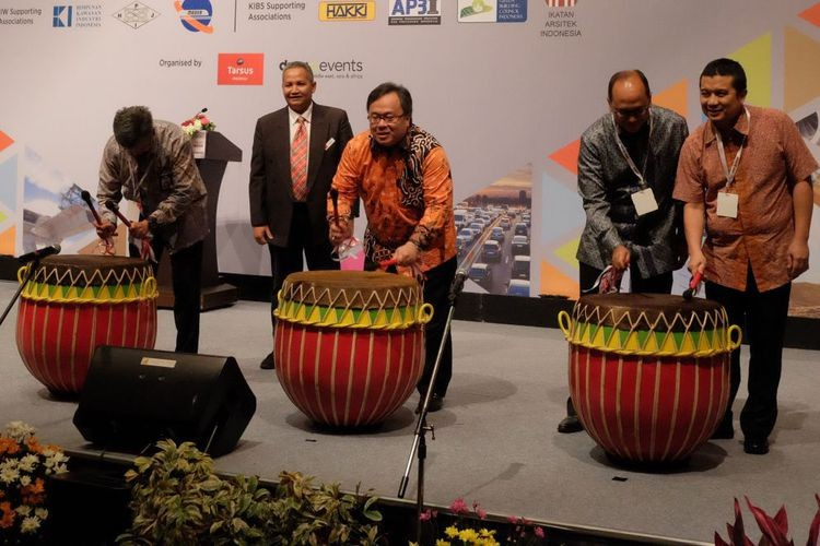 315 construction firms join infrastructure expo