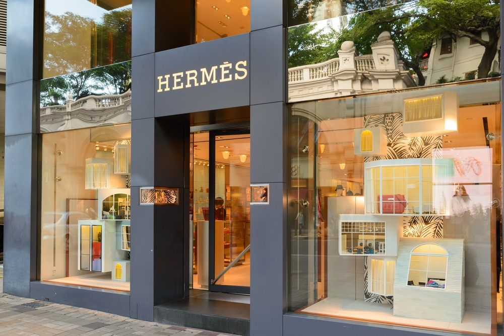 Hermes wraps up Q1 with strong sales growth