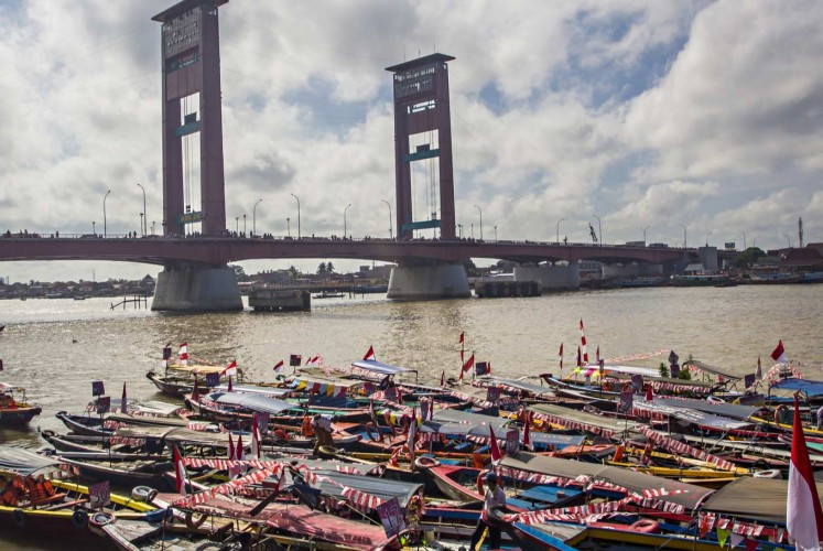 Palembang eyes UNESCO recognition for dining tradition
