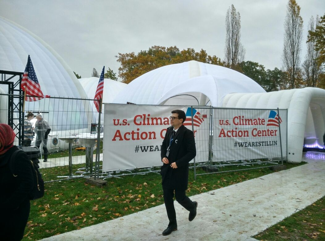 Alternative alliance steps forward to save US commitment in climate accord