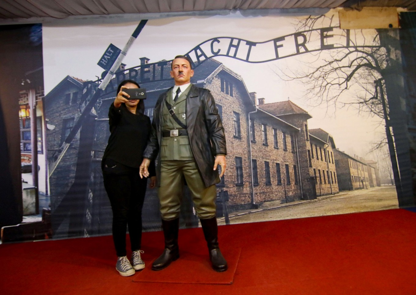 Indonesian museum removes Nazi-themed exhibit after outrage
