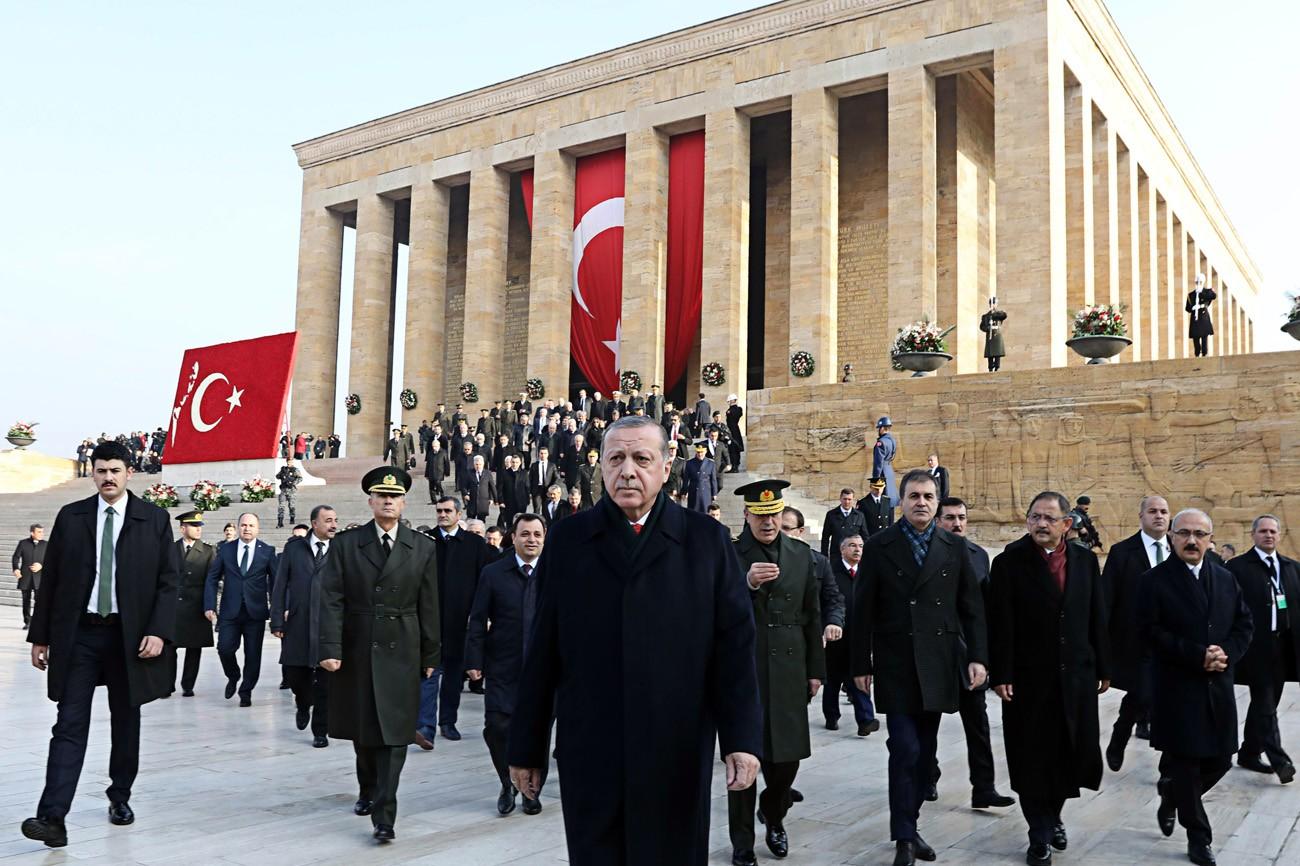 Presiden Erdogan Rencana Membuka Kedubes Turkey Di Yerusalem