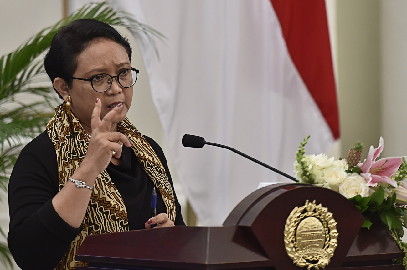 [Full text] Indonesia: Partner for peace, security, prosperity