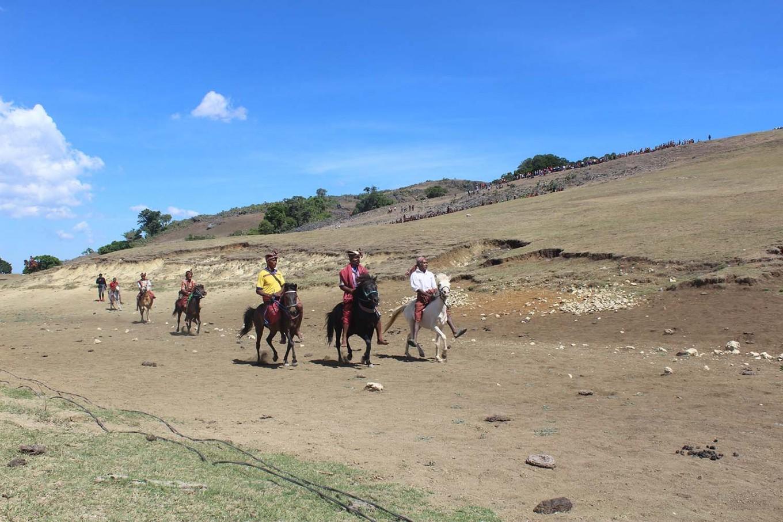 North Central Timor hosts Crossborder Horse Racing