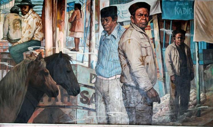 Local farmers adrift by Slamet Hendro Kusumo