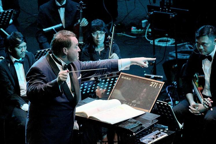 Musical collaborator Erik Ochsner