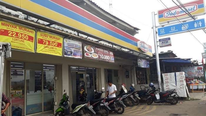 Dozens arrested for looting Depok store
