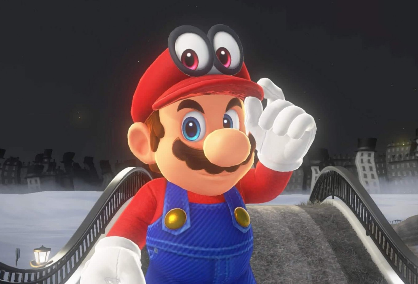 Super Mario may be heading back to the big screen