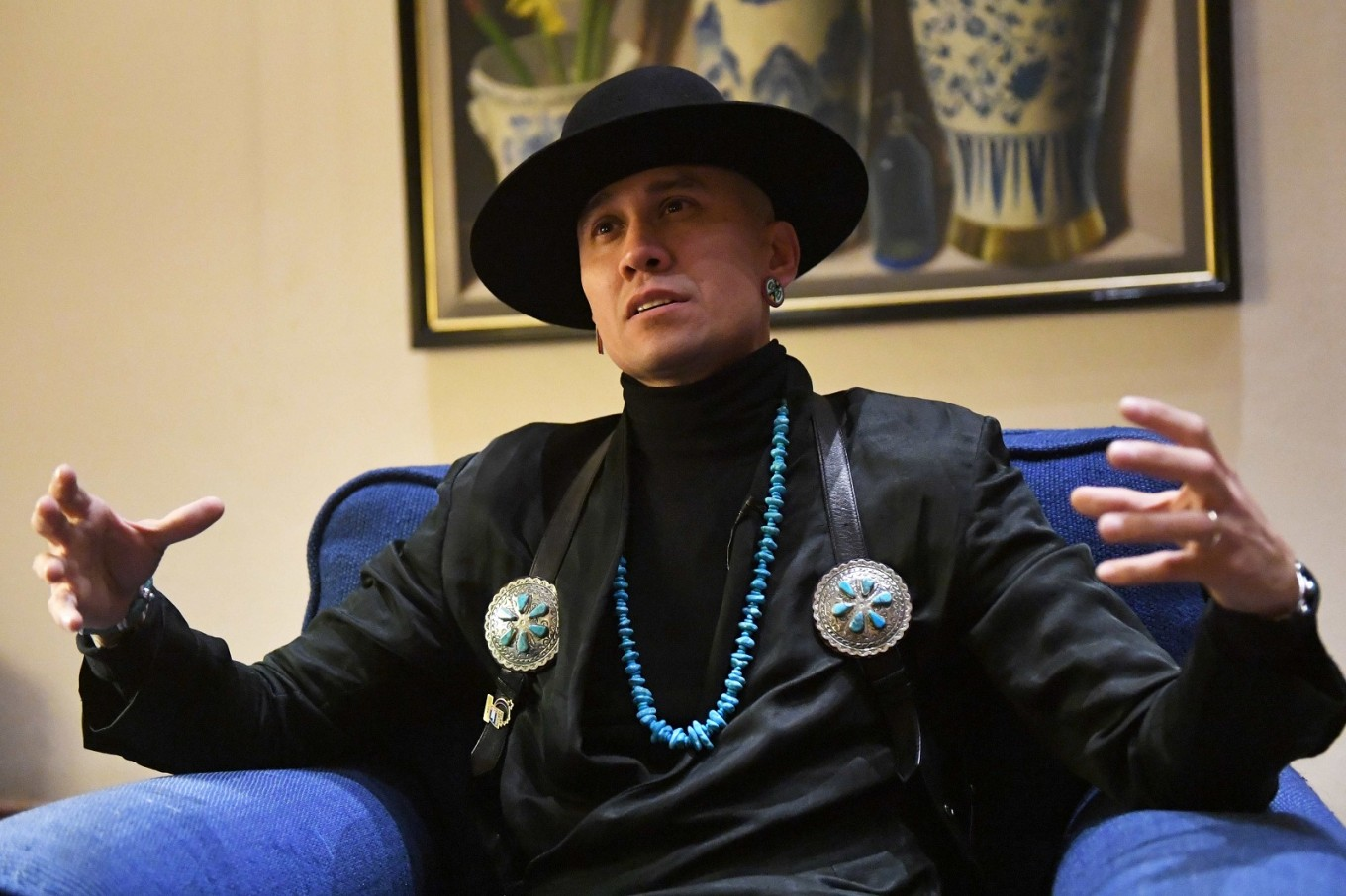 From Black Eyed Peas Star To Cancer Survivor Taboo Tells All