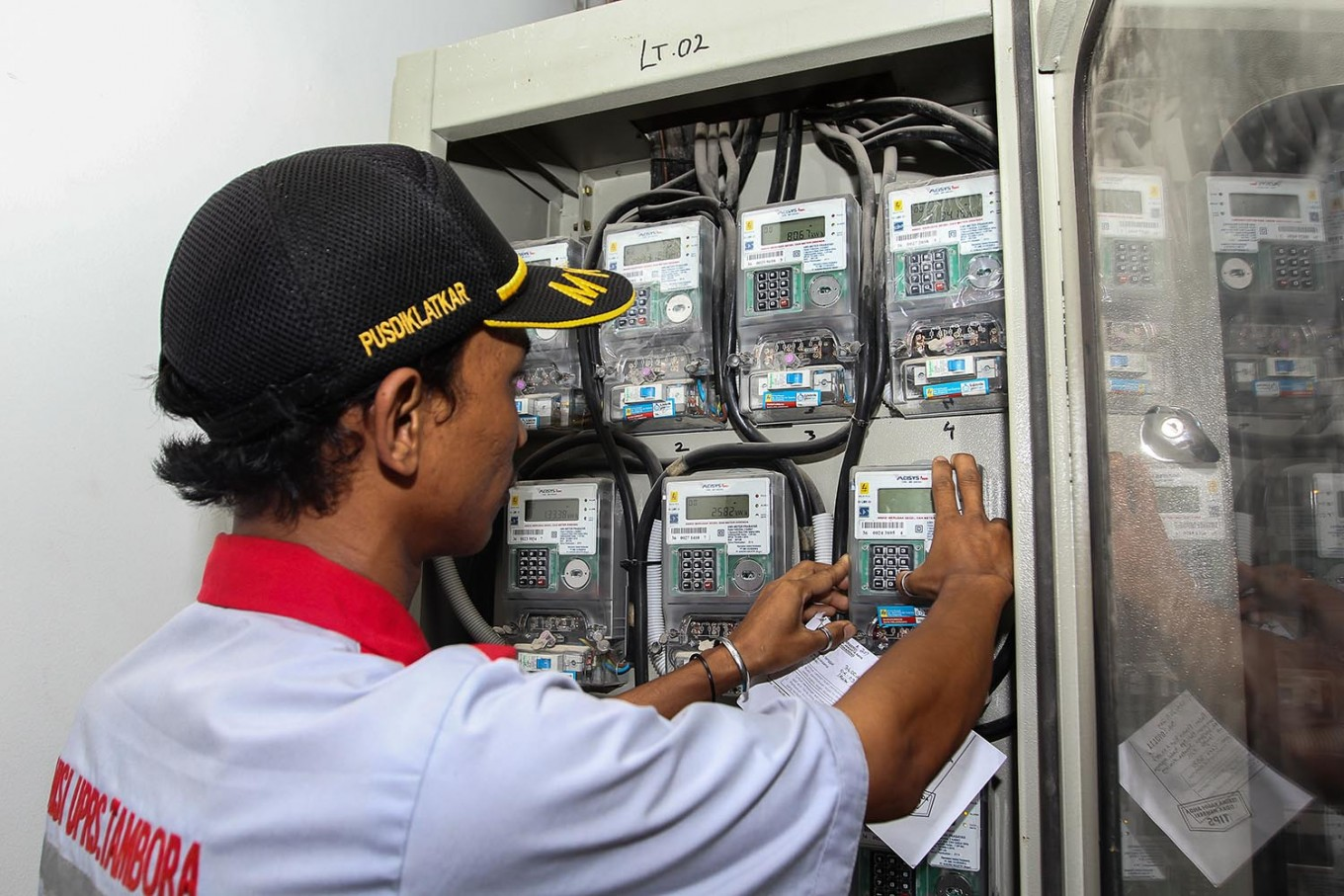 PLN loses Rp 5.35t in first half as costs rise