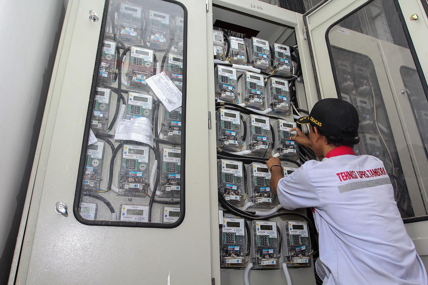 PLN tells Greater Jakarta customers to report electricity usage by email, WhatsApp