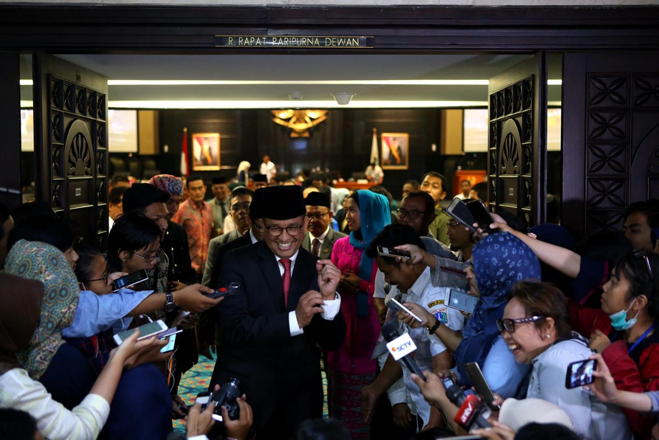 Online millennial platform calls for explanation on inflated Jakarta budget