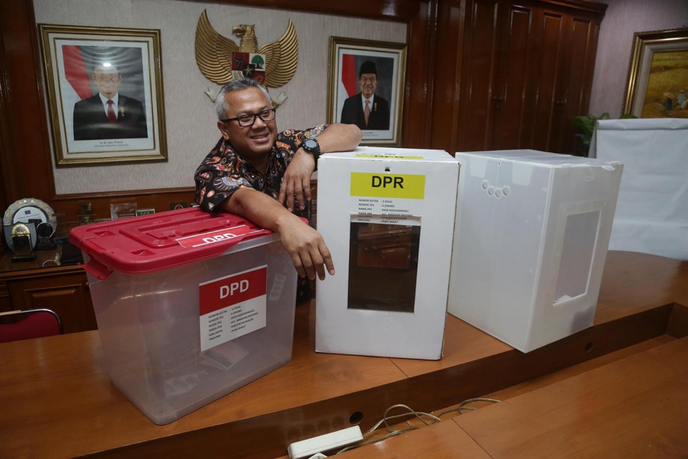 Against KPU, Bawaslu allows ex-graft convicts to run in 2019 elections