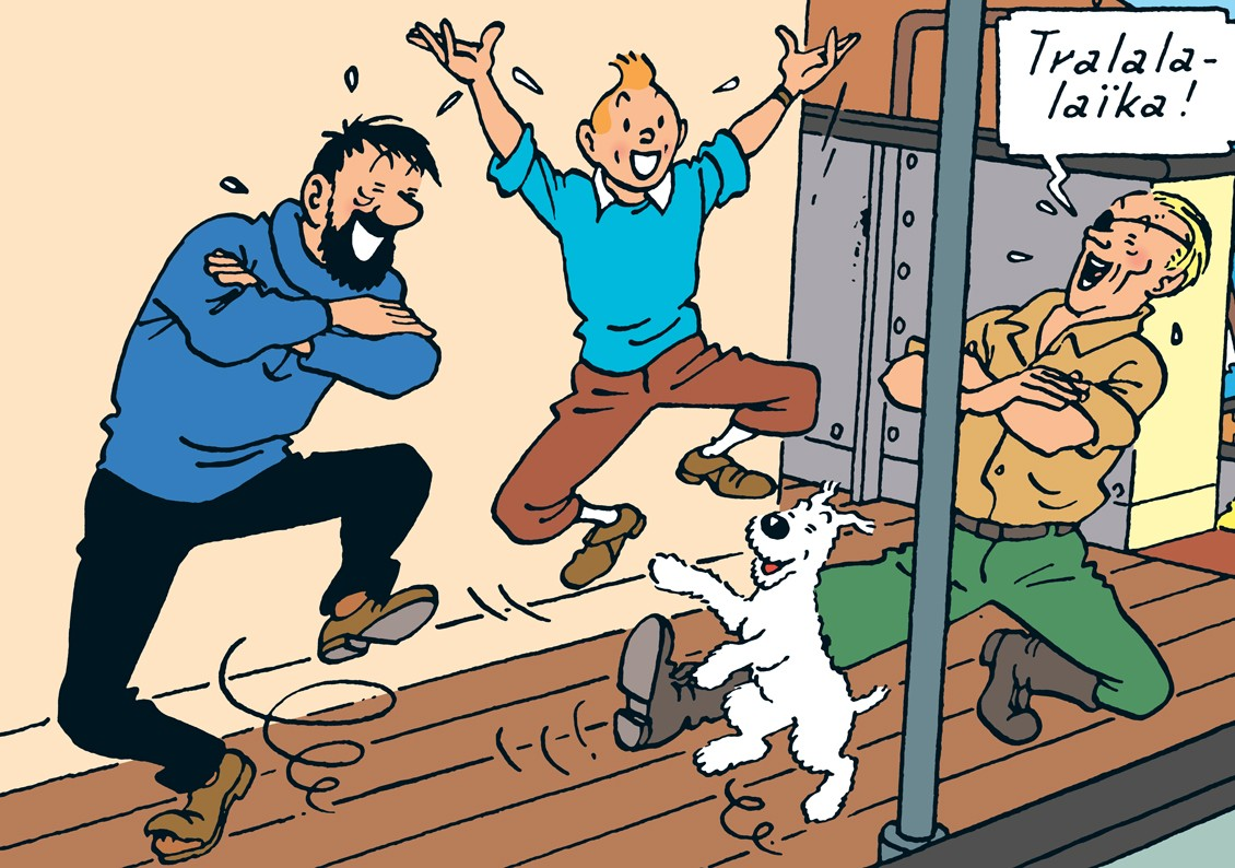 Tintin marks 90th birthday with colonial controversy