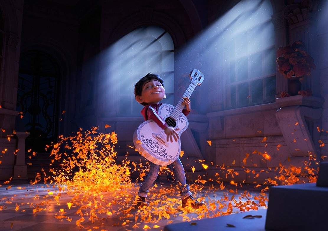 'Coco' boosts traditional guitar sales in tiny Mexican town