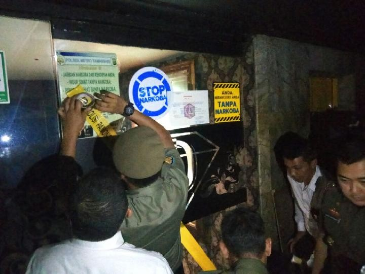 Jakarta nightclubs targeted following drug raids
