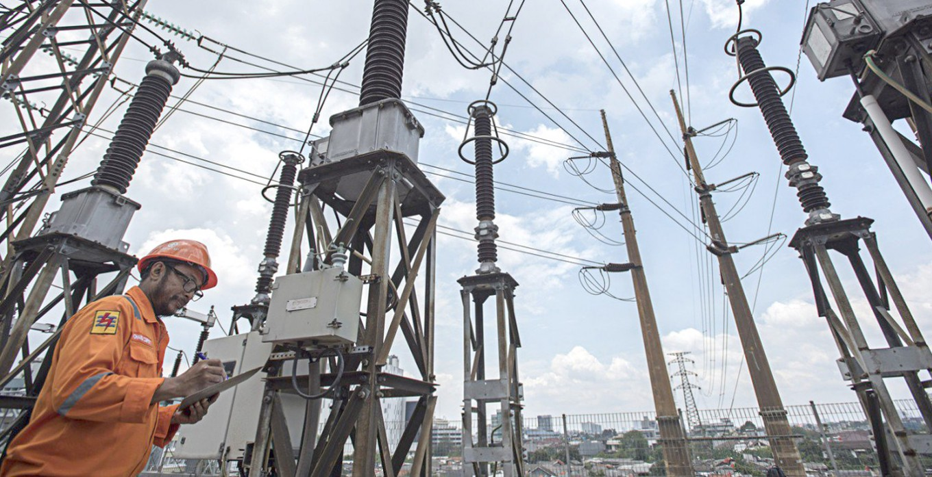 PLN has signed contracts for power plants to generate 31,000 MW