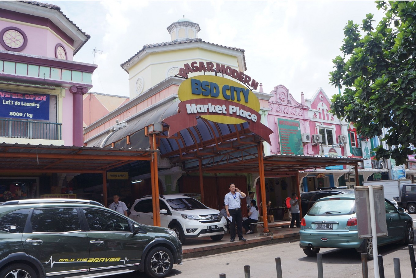 Jakpost guide to Pasar Modern BSD City
