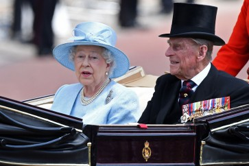 Elizabeth II, Prince Philip celebrate 70 years married