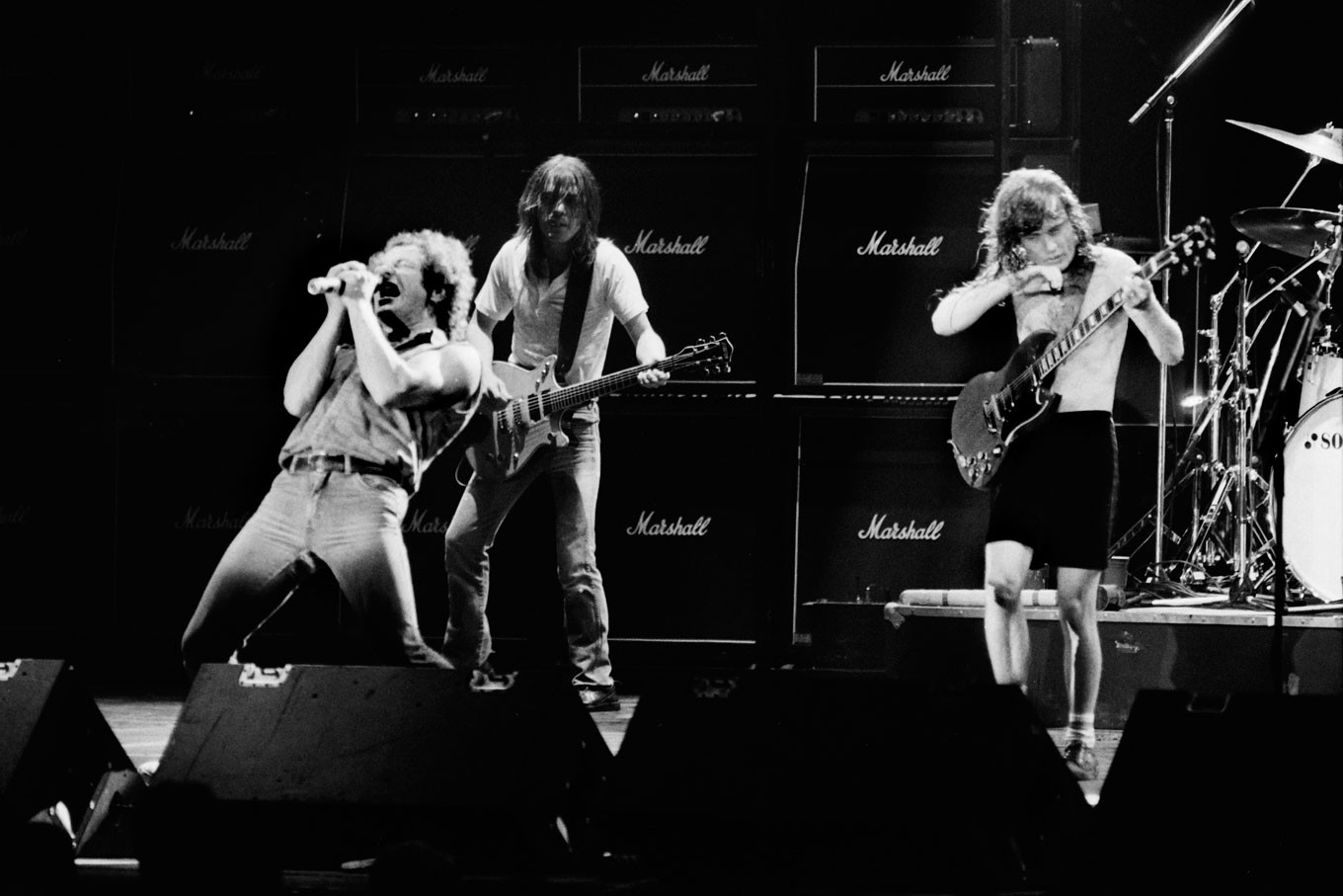 Top five AC/DC songs