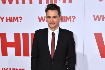 James Franco swaps Marvel franchise characters for 'Multiple Man'